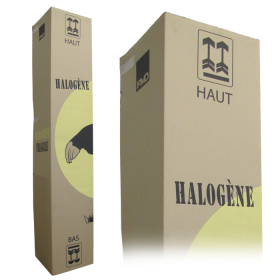 Halogen box